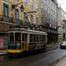 Linie 25 in der Rua da Prata