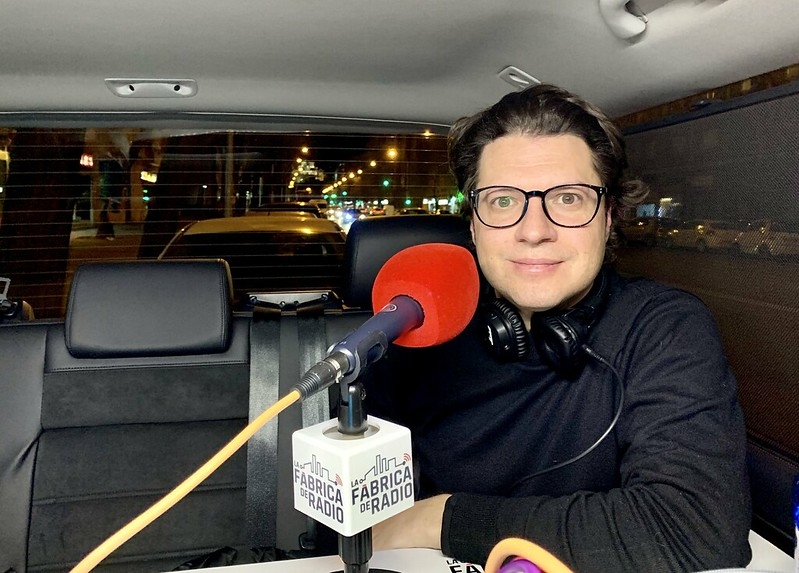 Foto 2019 05 31 Todo ira Bien con Fernando Berlin La Fabrica de Radio