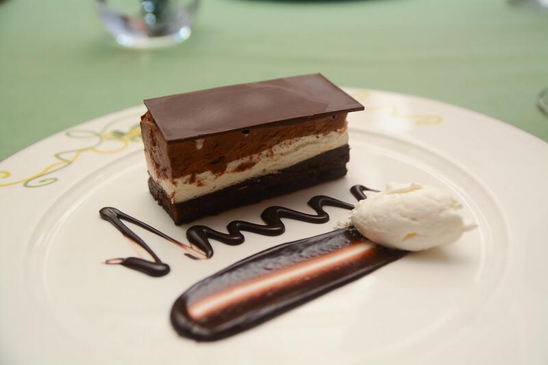 Prince Naveen's Flourless Chocolate Cake