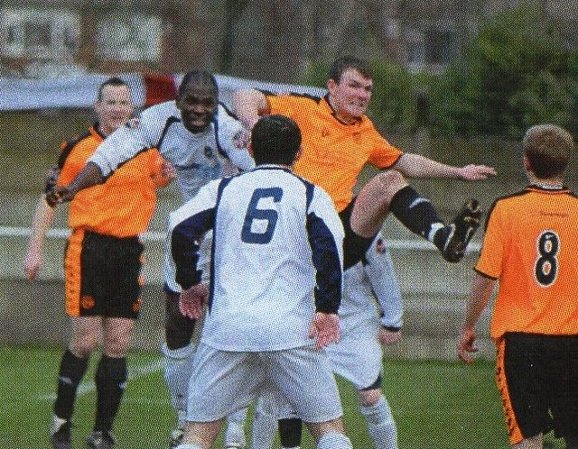 02-04-2010 Halifax Town 1-0 Chorley 9 James Riley