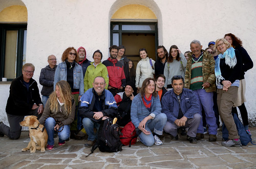 All volunteers in Arethousa by angeloska on Flickr