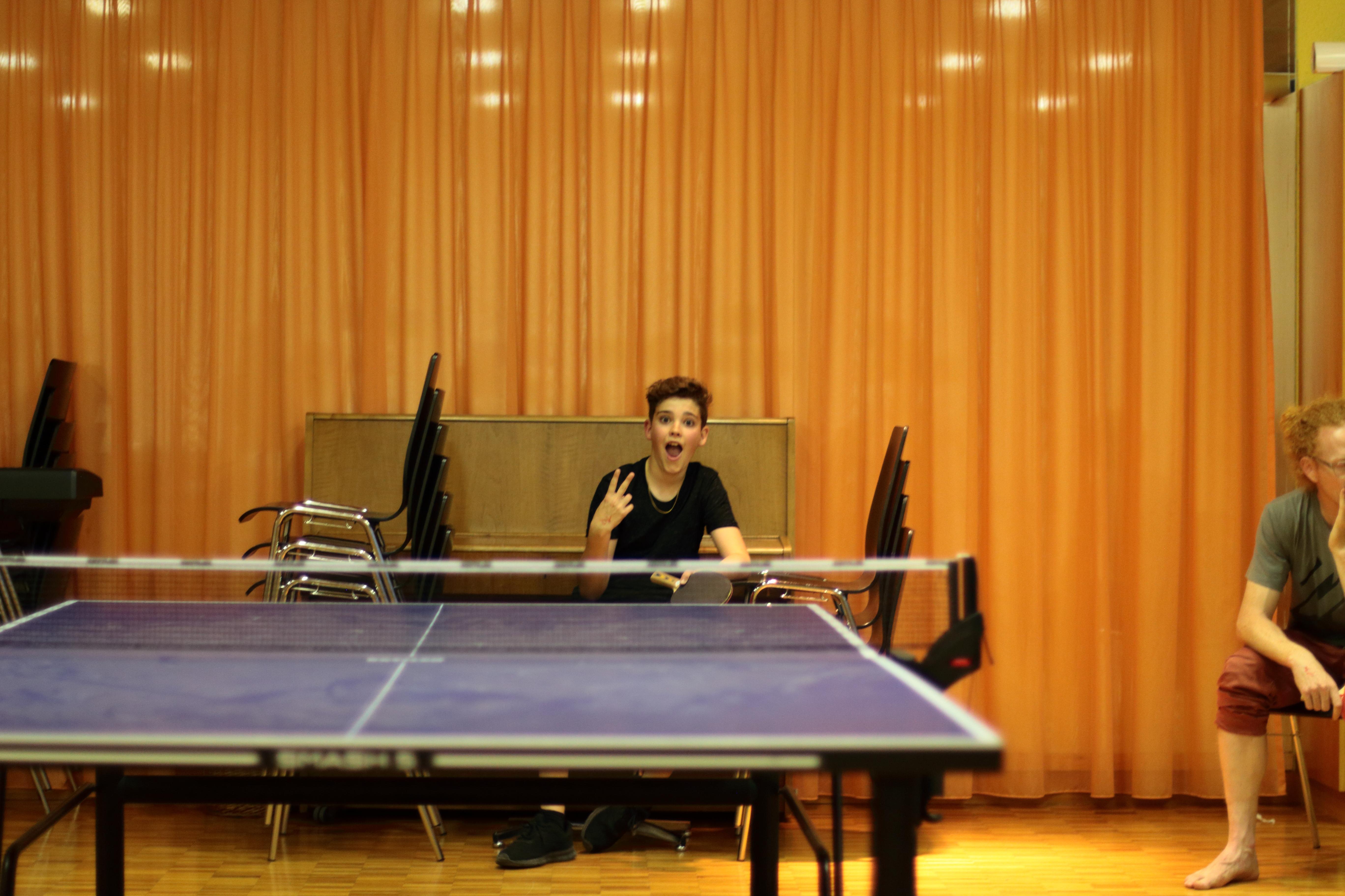 Ping Pong Tournier