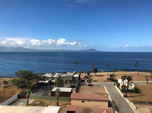 #kvpmexico Waking up with this beautiful view of the Pacific at @lucerna_ensenada.