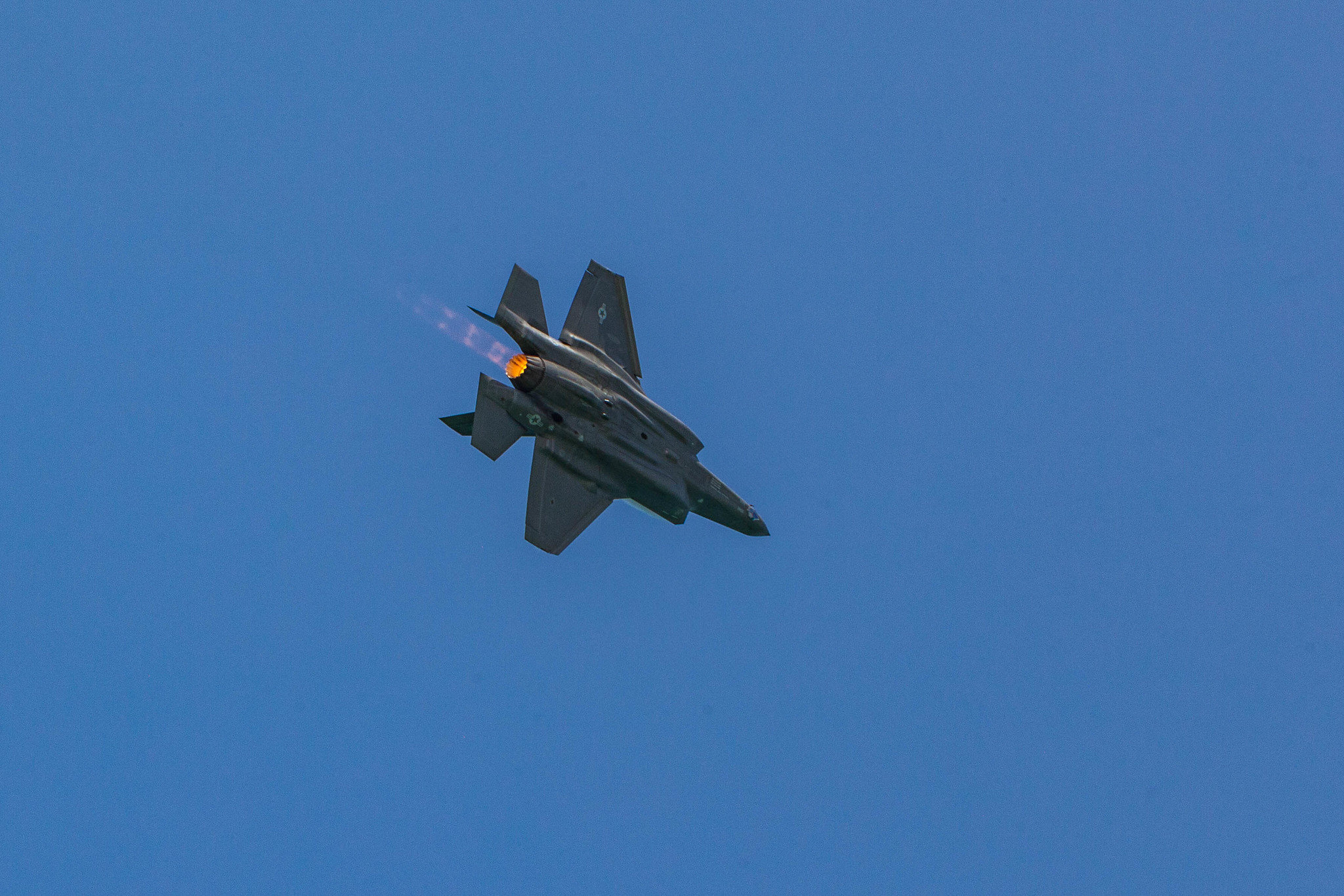 Hyundai Air and Sea Show Miami Beach - F-35 LIGHTNING II