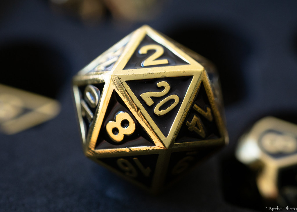 Lucky Dice | Probability says that the every roll is random,… | Flickr