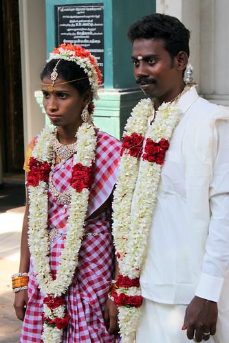 puducherry newlyweds