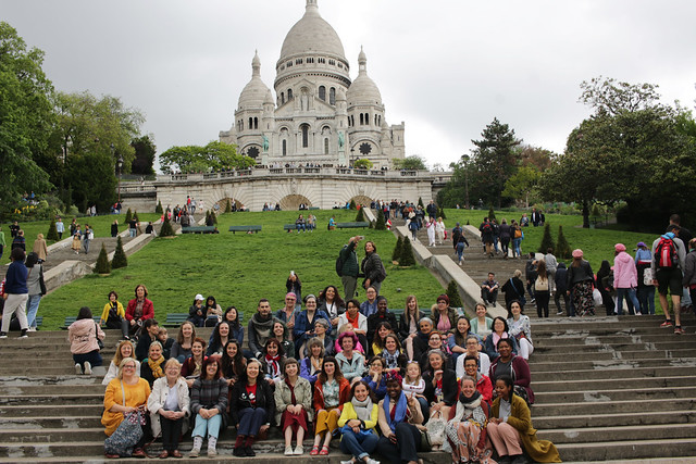 Paris Sewcial Meet-Up May 2019