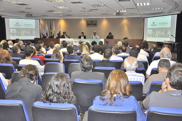 Especialistas debatem desenvolvimento econômico e social durante CEP Regional Belo Horizonte