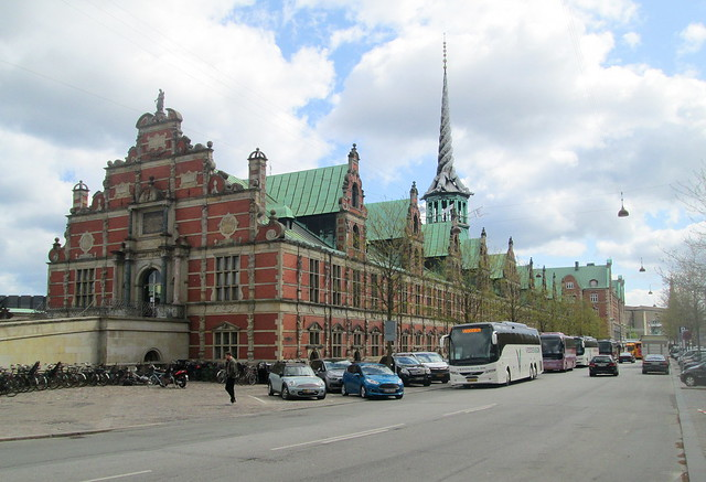 Former Stock Exchange (Børsen,) Copenhagen