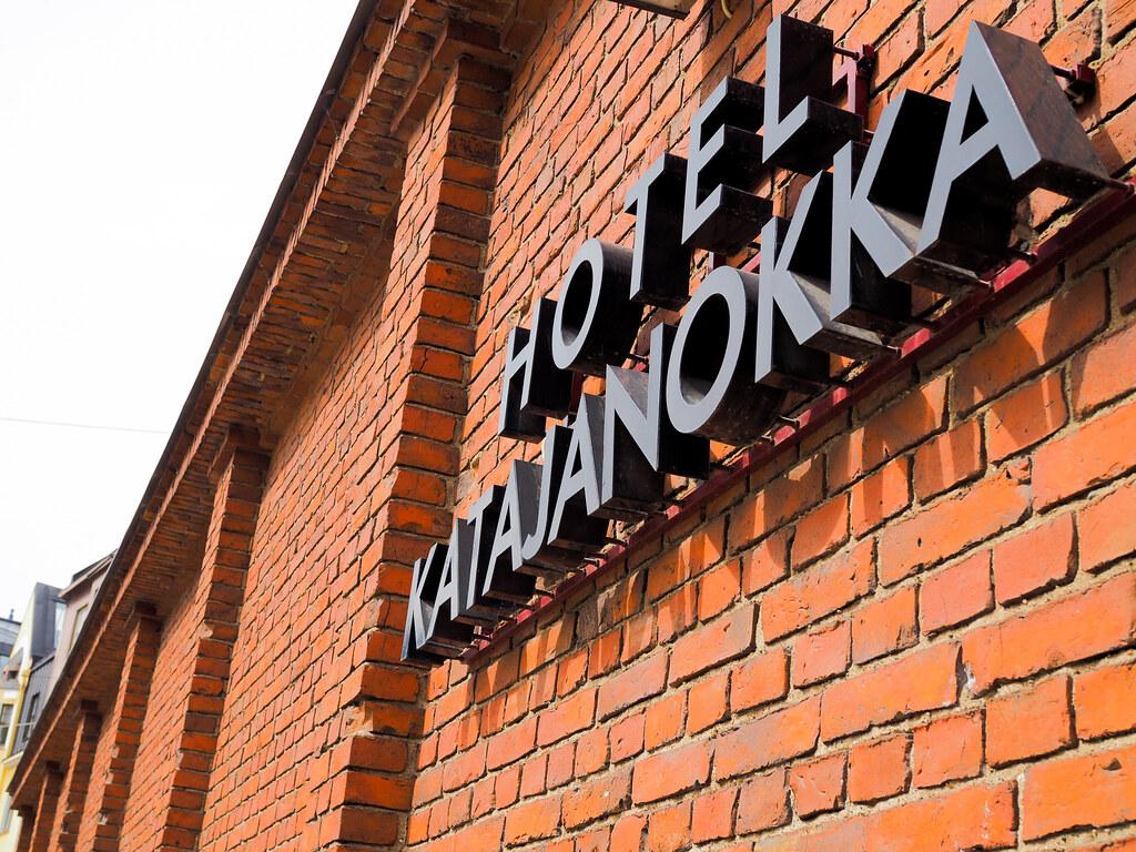 Hotelli Katajanokka Helsinki