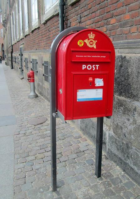 Copenhagen Letter Box