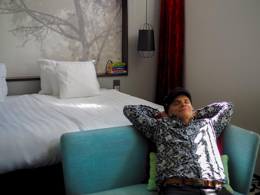 Hotel Katajanokka hotellihuone