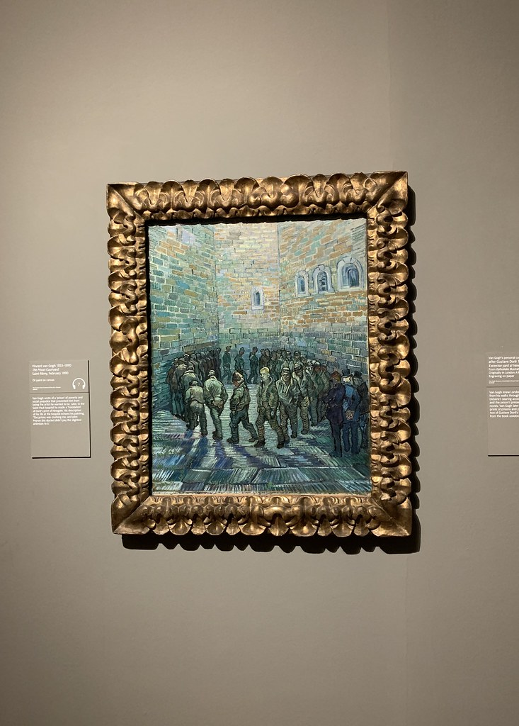 Van Gogh at Tate Britain