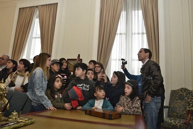 Día del Patrimonio en el Palacio Consistorial