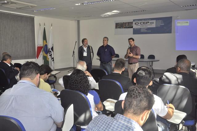 Primeiro CEP Regional é realizado em Itaúna com participação de autoridades