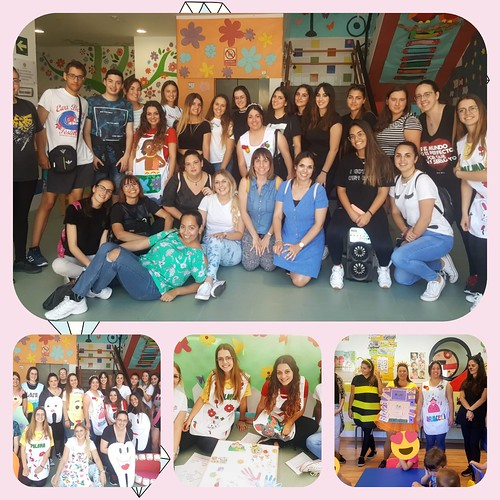 Visita a la Escuela Infantil Europa
