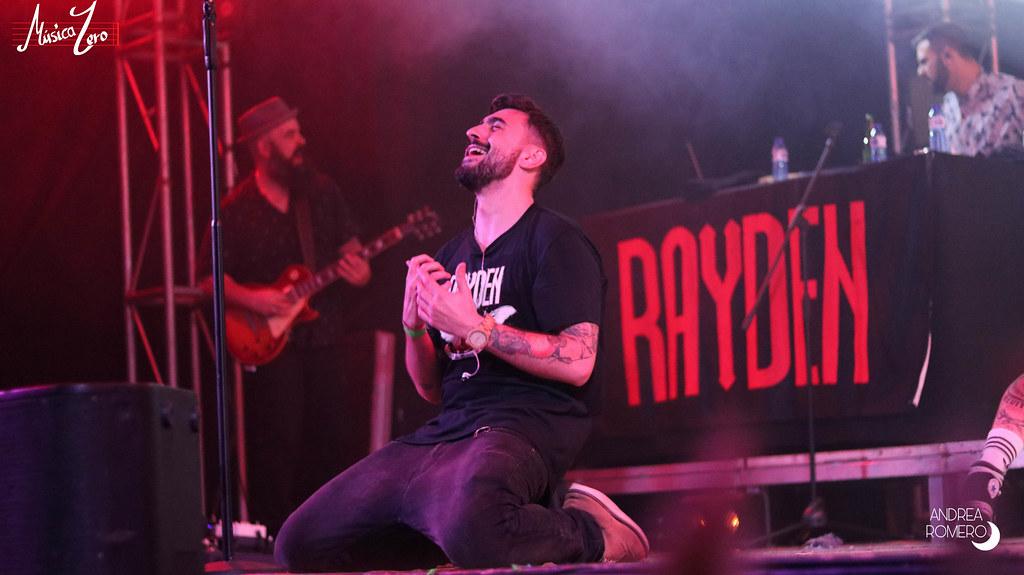 Rayden 2019 - Sala The One