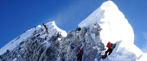 Daniel Mazur and the redemption of Mt. Everest