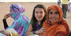 Solidaritat amb el Poble Sahrauí.