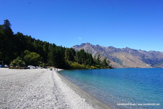 Wilson Bay New Zealand