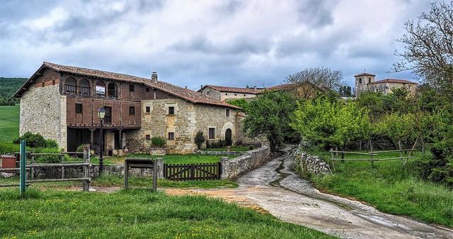 San Vicentejo. Condado de Treviño. Burgos.