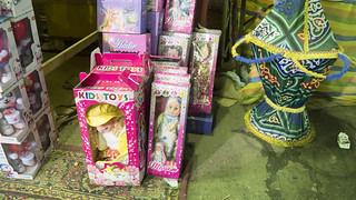 Mariam Doll at El-Sayida Zeinab Market | by Kodak Agfa