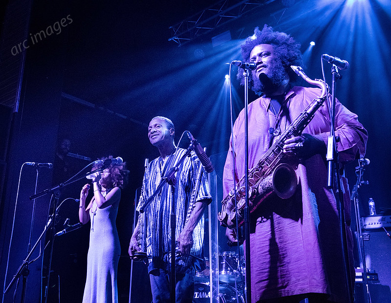 Kamasi Washington ManchesterAcademy