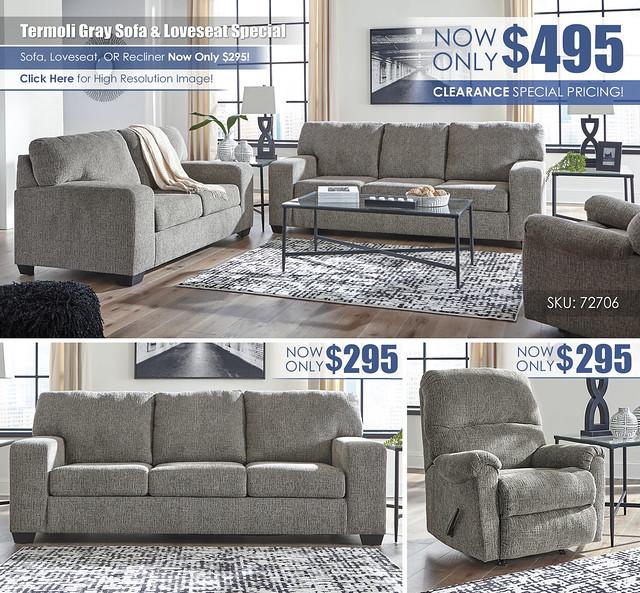Termoli Gray Sofa & Loveseat Special_72706-38-35-25-T003