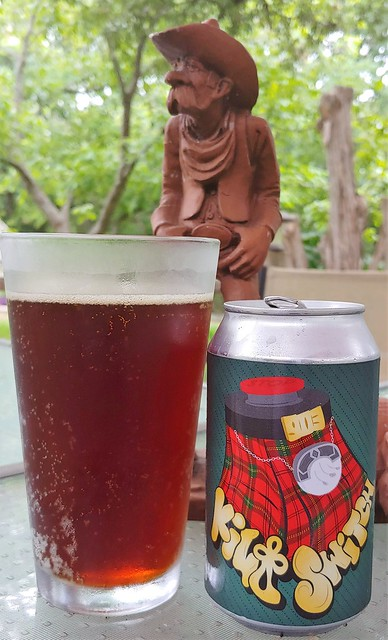 May 27 2019 903 Brewing, Wee Heavy, Scotch Ale, Klit Switch