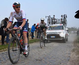 Paris Roubaix 2019 - Sector 4