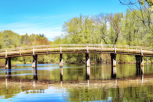 Old North Bridge | Concord, Massachusetts | by rlonpine