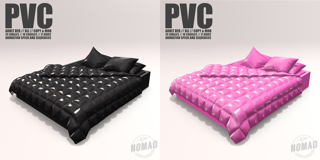 NOMAD // PVC BED
