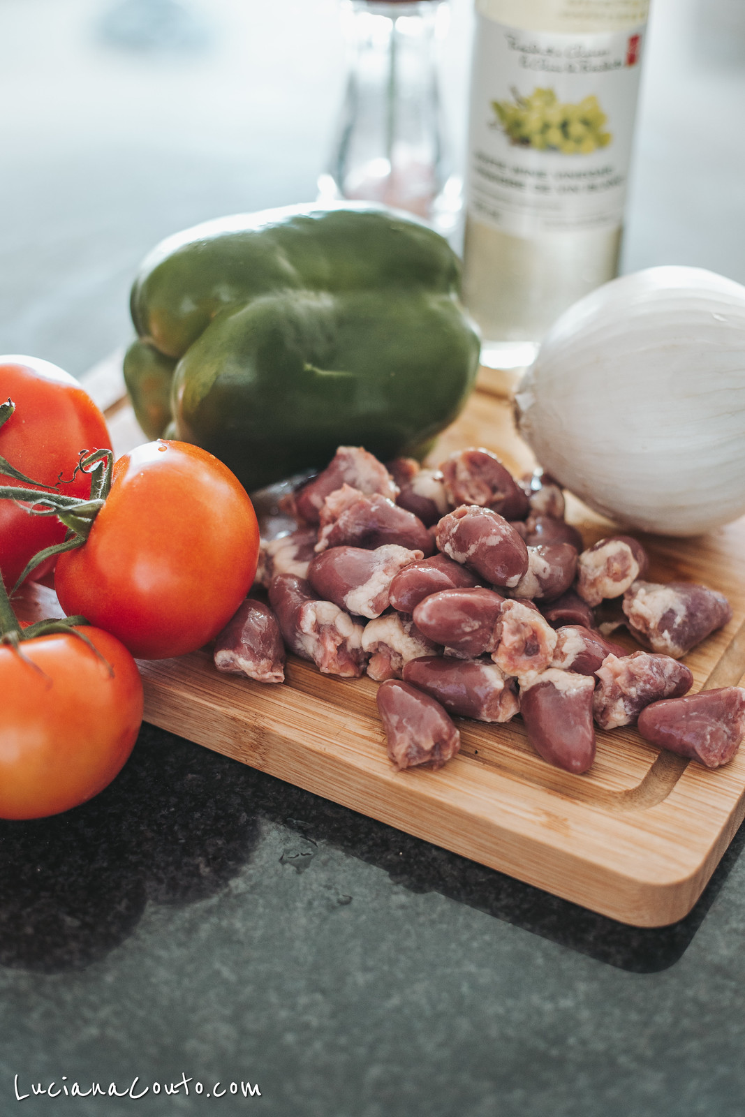 Chicken Hearts Recipe