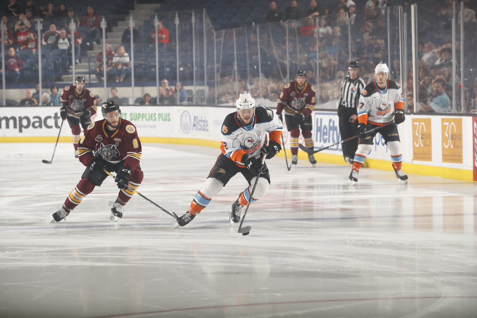 May 27, 2019 - Game 6 - Western Conference Finals vs. San Diego Gulls