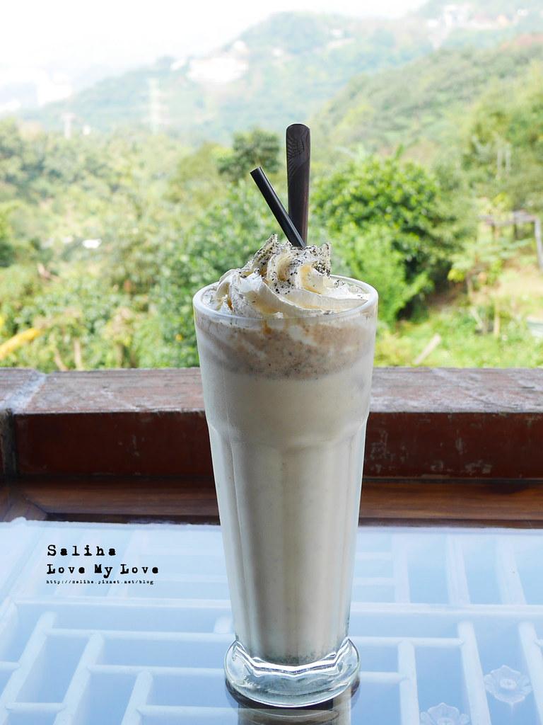 台北文山區貓空景觀餐廳紅木屋泡茶下午茶咖啡 (2)