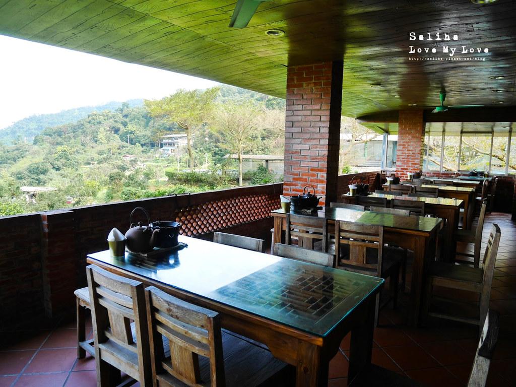 台北文山區貓空景觀餐廳紅木屋休閒茶館 (4)