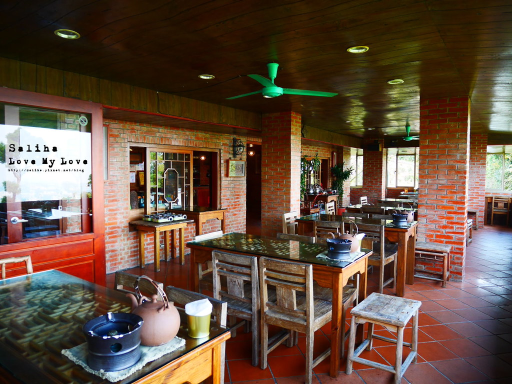 台北文山區貓空景觀餐廳紅木屋 (18)