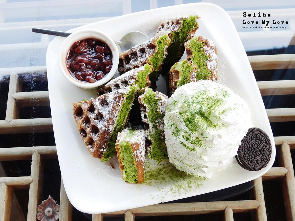 台北文山區貓空景觀餐廳紅木屋咖啡下午茶鬆餅好吃餐點推薦 (3)