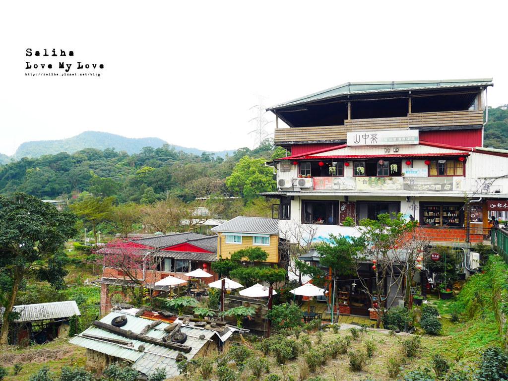 台北文山區貓空一日遊景點行程推薦紅木屋餐廳 (1)