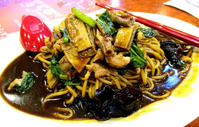 Foochow fried noodles special