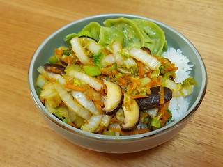 Szechuan Vegetables