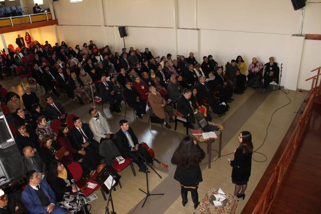 Convención de Oficiales Diáconos 4° Sector Limache 2019