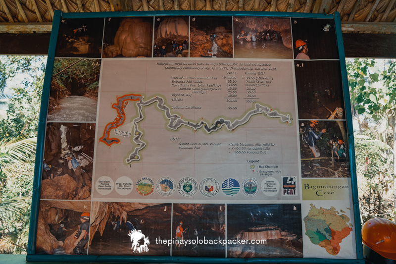bagumbungan cave TRAVEL GUIDE AND MAP