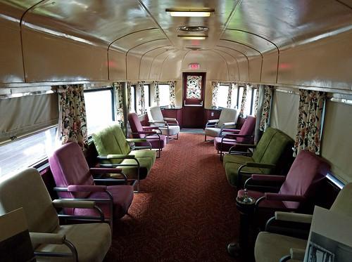 florida sal seaboardairline sal6601 budd tavernobservation naplesfl naplesdepotmuseum restoration train railfan railroad