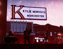 Kylie Minogue - Golden Tour - Manchester Arena - 01.10.18. - ( 50 )
