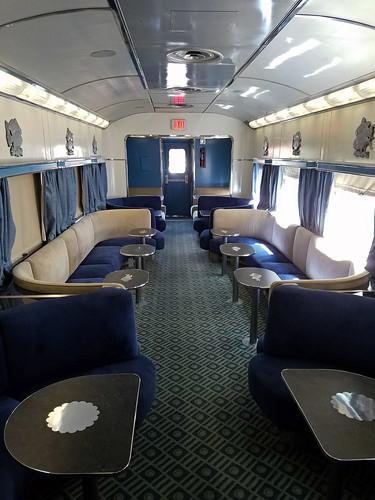 florida sal seaboardairline budd tavernobservation naplesfl restoration train railfan railroad