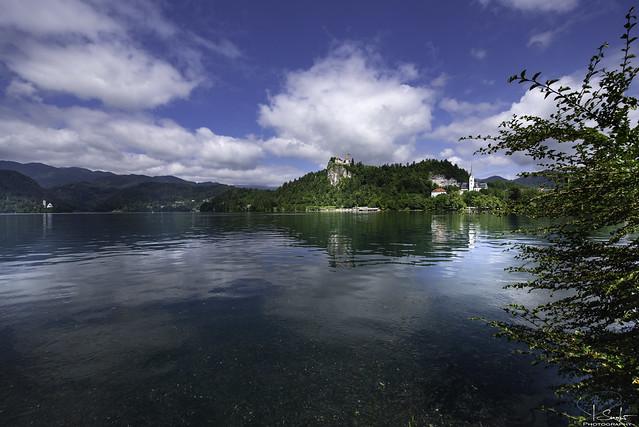 Lake Bled view - Slovenija