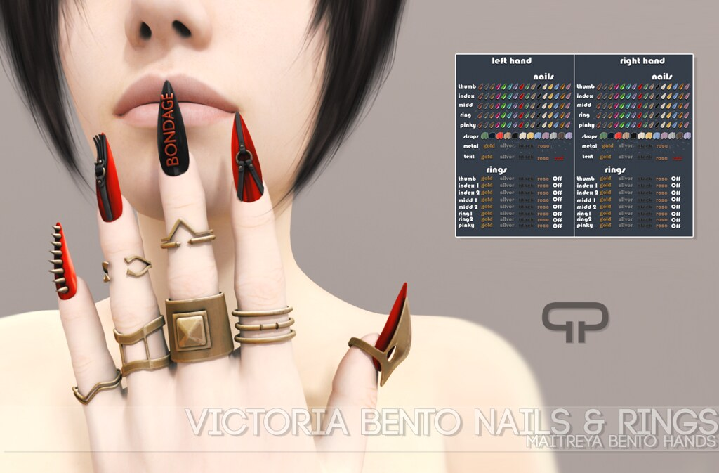 Pure poison – Victoria Nails AD