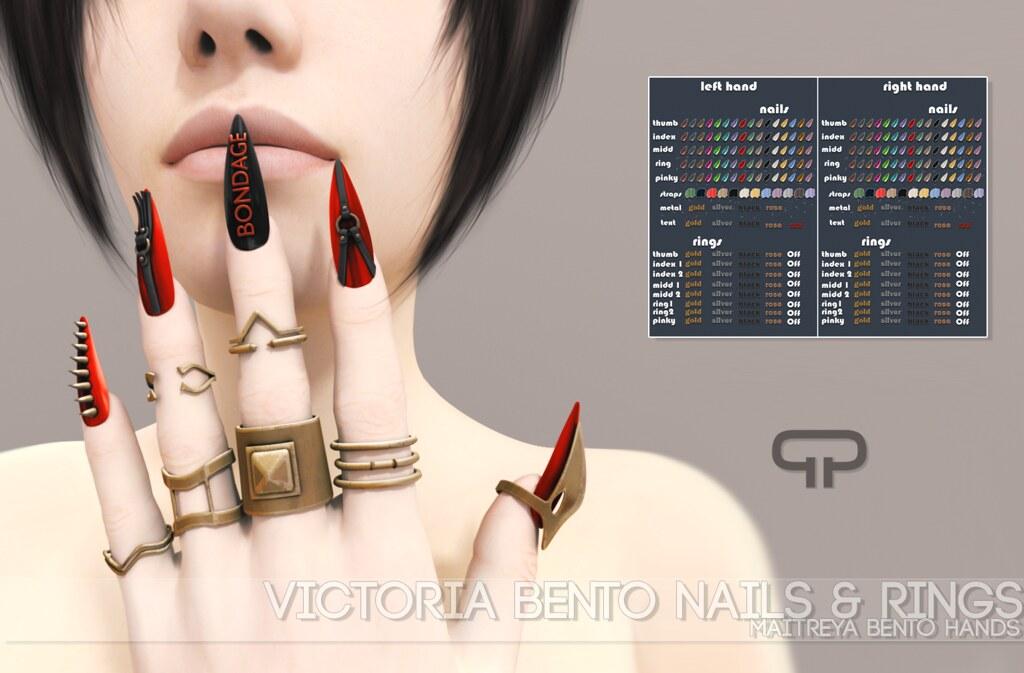 Pure poison – Victoria Nails AD