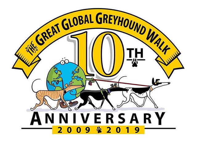 10th great global greyhound walk